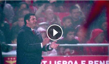 """Benfica lança vídeo: """"Um discurso de Vitória."""""""