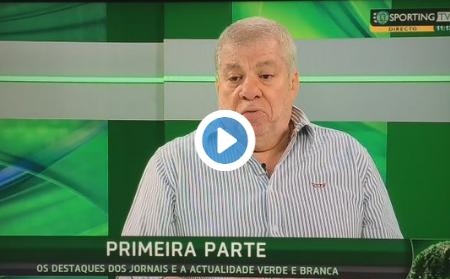 Carlos Dolbeth insulta os adeptos do Benfica