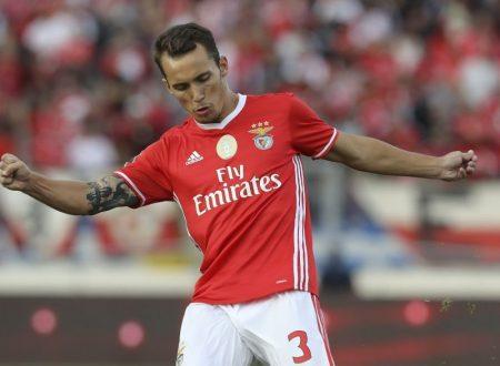 Jogador do Benfica no City em janeiro por 45 milhões?