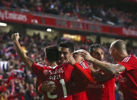 Jogador do Benfica está prestes a assinar com o United!