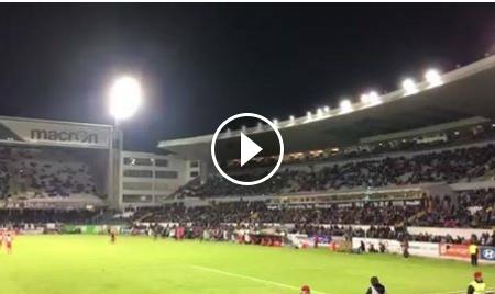 Novo cântico dos Adeptos do Benfica contra a choradeira!