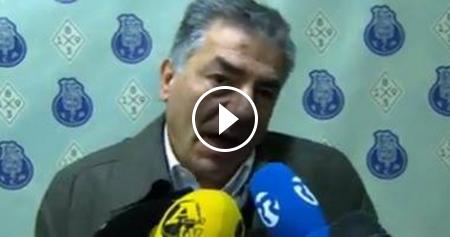 Presidente do Tondela comenta arbitragem do jogo de ontem!