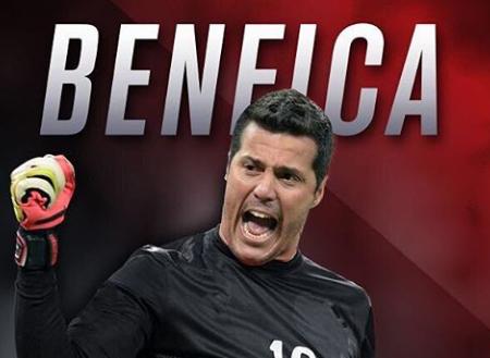 A mensagem de despedida de Júlio César para o Benfica!