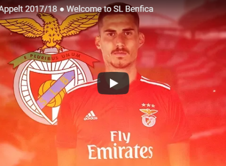 Conheça o novo reforço do Benfica! (Gabriel)