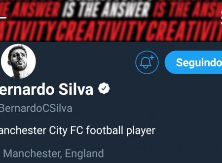 Bernardo Silva reage ao golo mal anulado!