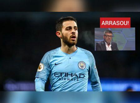 Bernardo Silva arrasa Diretor de comunicação do Porto!